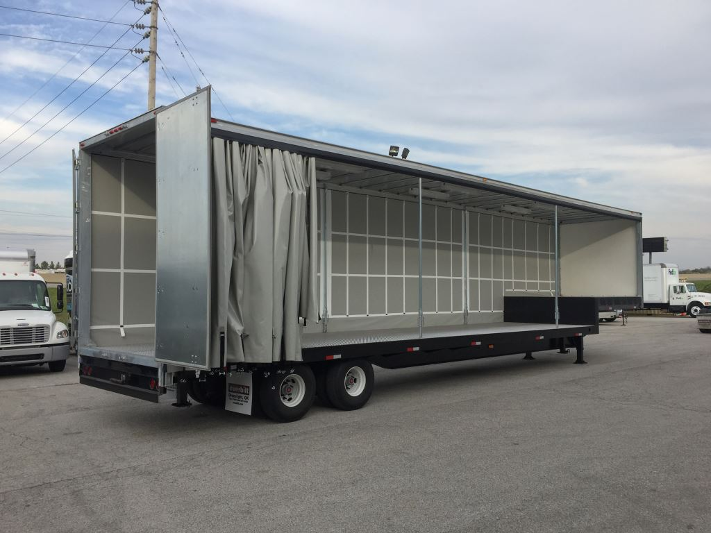 Specialized Drop Deck Trailers