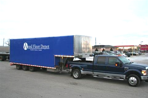 Rolling Tarp for Utility Trailers